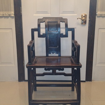 Chinese Chair 2 - Furniture