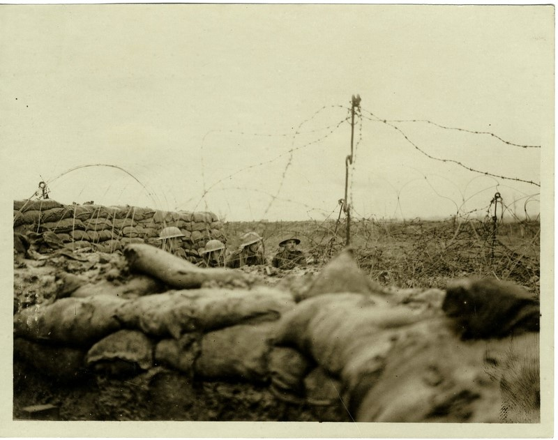 Barbed Wire In Ww1 | Wwi Style Barbed Wire Pickets Collectors Weekly