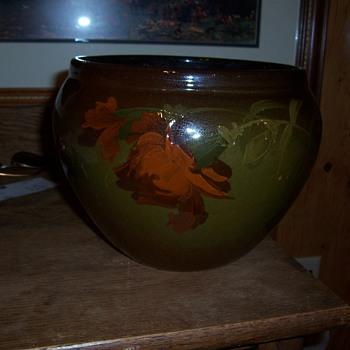 Weller jardiniere - Pottery