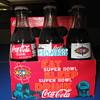 Coke Cola Super Bowl XXXII  Six Pack