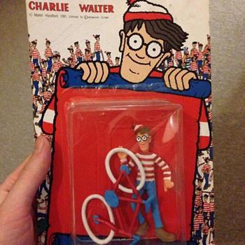 Where's Wally figurine (Star Toys) - Toys