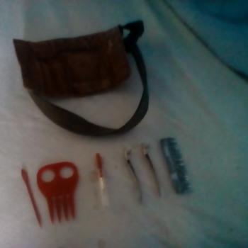 ww1 kit hair grooming - Accessories