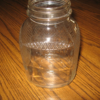 Coffee Jar?  - Bottles
