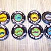 Hot Wheel badges