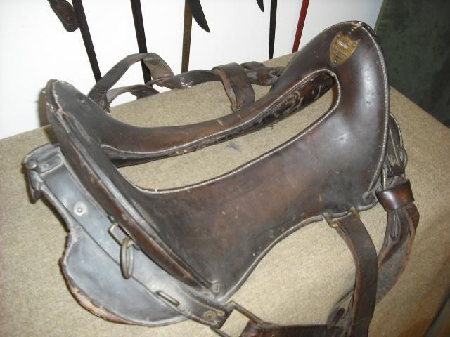 Model 1904 McClellan Saddle | Collectors Weekly