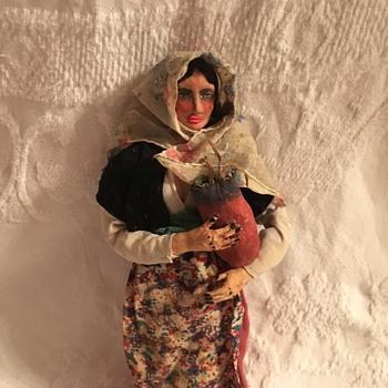 Unknown Artist Doll - Dolls