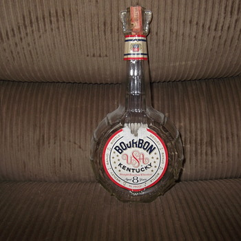 Medley Bourbon Banjo Bottle - Bottles