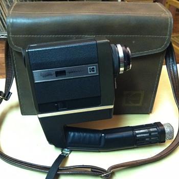 Kodak Ektasound 240 Sync-sound Super-8 Camera - Cameras