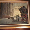 Jim Beckner Denver Colorado Artist Oil on Board