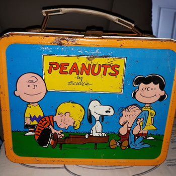 Charlie Brown lunchbox - Kitchen