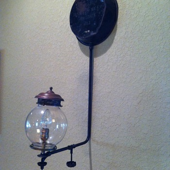 Looking for Information - Lamps