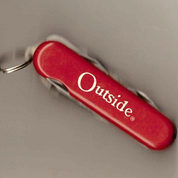 'Outside' Brand 14-tool Pocketknife - Tools and Hardware