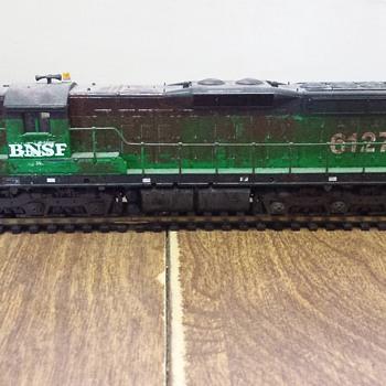 BNSF SD9