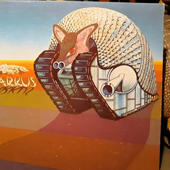 Emerson, Lake and Palmer Tarkus With Special Guest Fred 1971 - Records