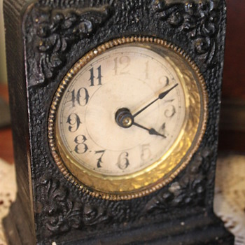 Western Clock Company Ironclad???? - Clocks