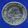 THE NETHERLANDS ONE GUILDER COIN