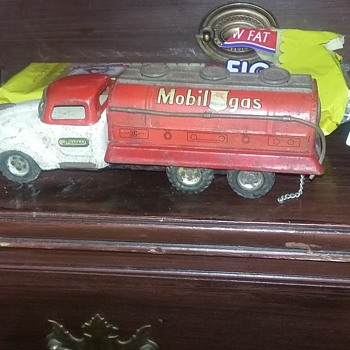 old toys I don't know about.  - Model Cars