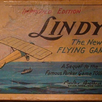 """Lindy""  Game By Parker Brothers"