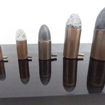 Pinfire Cartridges - Military and Wartime