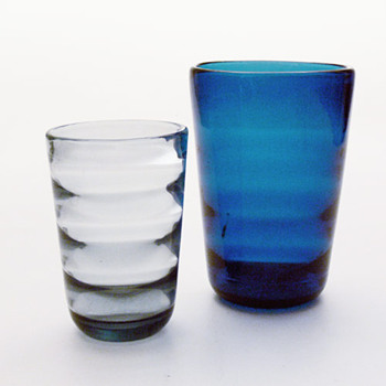 Vases, Per Lütken (Holmegaard, ca.1950) - Art Glass