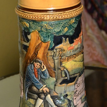 Beer Stein - any info?