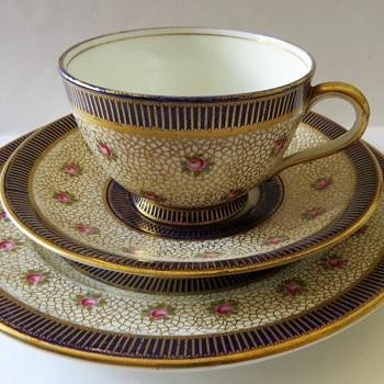 Aynsley Tea Set - Pattern 3147 - China and Dinnerware