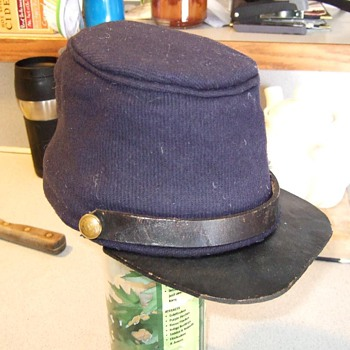 Confederate civil war hat - Hats