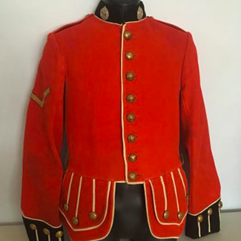 Pre-WWI 79th Cameron Highlanders of Canada Full Dress Doublet  - Military and Wartime