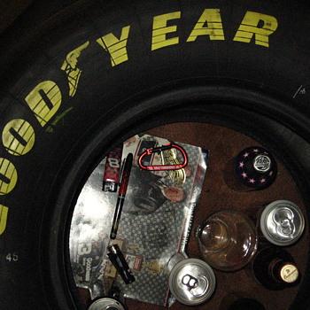Dale Earnhardt Sr. Right Rear Tire (Talledaga) #7 2000