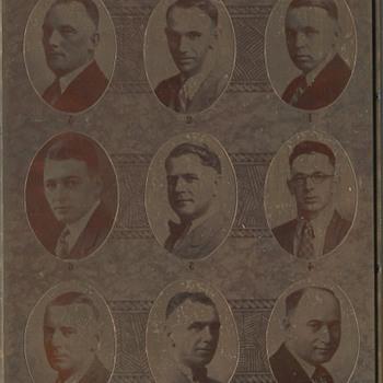 Copper Printers Plate - Photographs