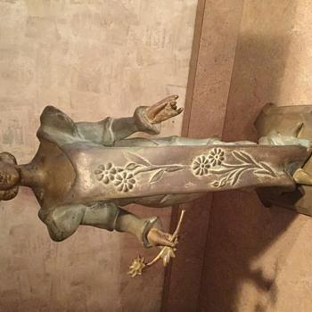 St. Cecelia statue - Figurines