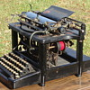 1904 Remington No. 6 Typewriter