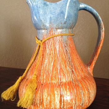 Wadeheath Art Deco Pitcher  - Art Deco