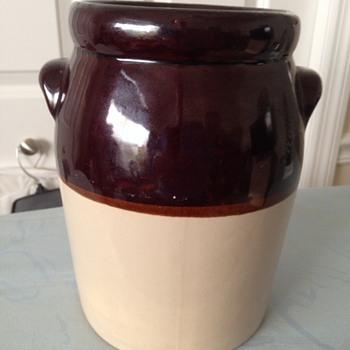 Stoneware Crock - Kitchen