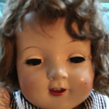 Circa 1945 - Dolls