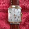 1950 Lord Elgin 21 Jewels 14K Gold Filled Case
