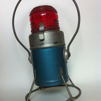 Lantern, Star Flasher - Railroadiana