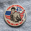 Four Boxing Promotional Pins Boxing Pins