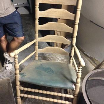 rocking chair!