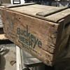 Buckeye Beer Crate Toledo Ohio