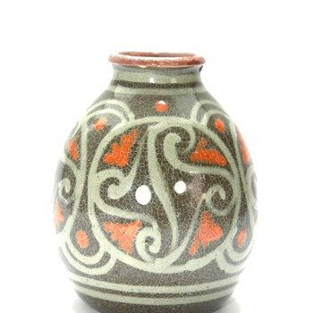 Small art deco vase by LEON ELCHINGER - Art Deco