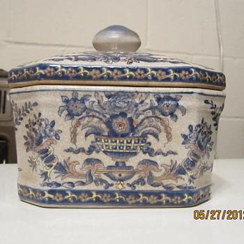 Antique? China  - Asian