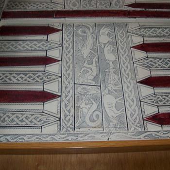 scrimshaw backgammon board?