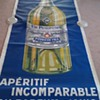 Giant french absinthe poster
