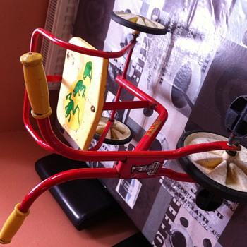 Raleigh Toddler Trike