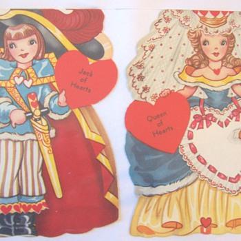 vintage greeting cards series