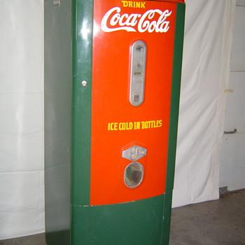 Mills 45 built in 1941 - Coca-Cola