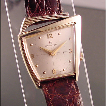 Hamilton Flight 2 Wristwatch c.1960 - Wristwatches