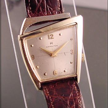 Hamilton Flight 2 Wristwatch c.1960