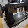 Great grandma's sewing machine